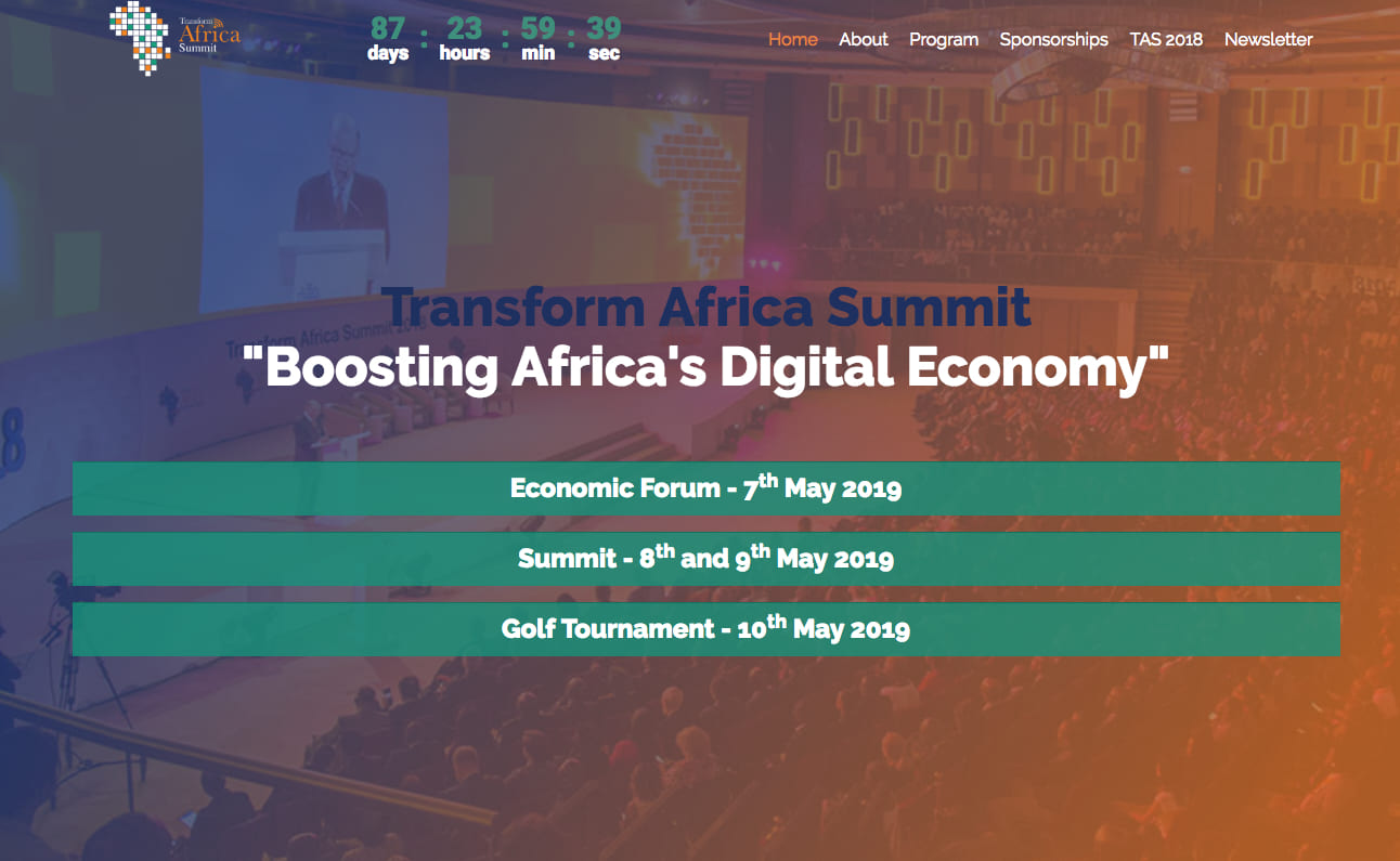 Transform Africa Summit