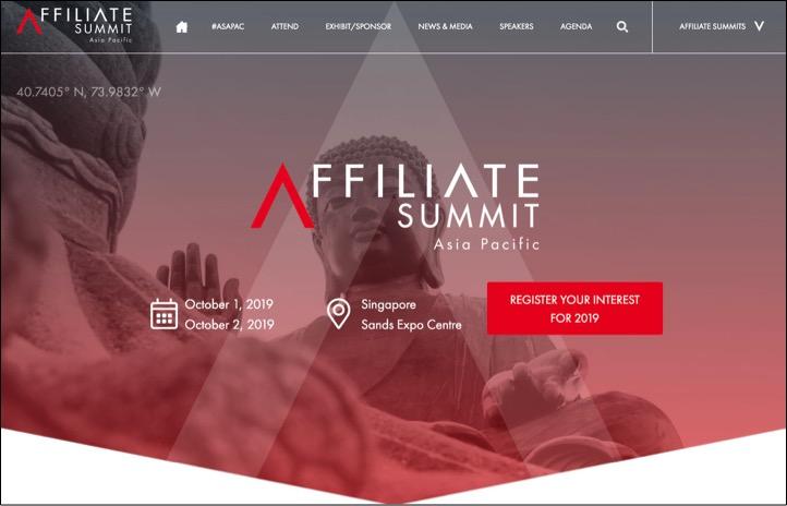Affiliate Summit Asia