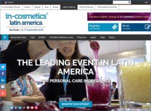 in-cosmetics latin america