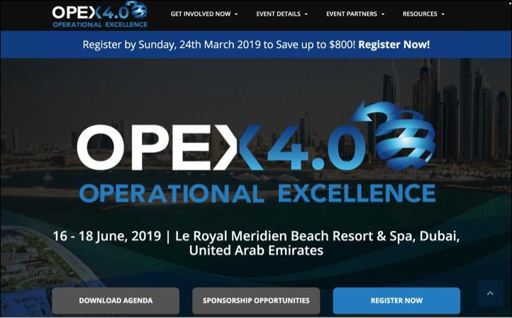 OPEX 4.0