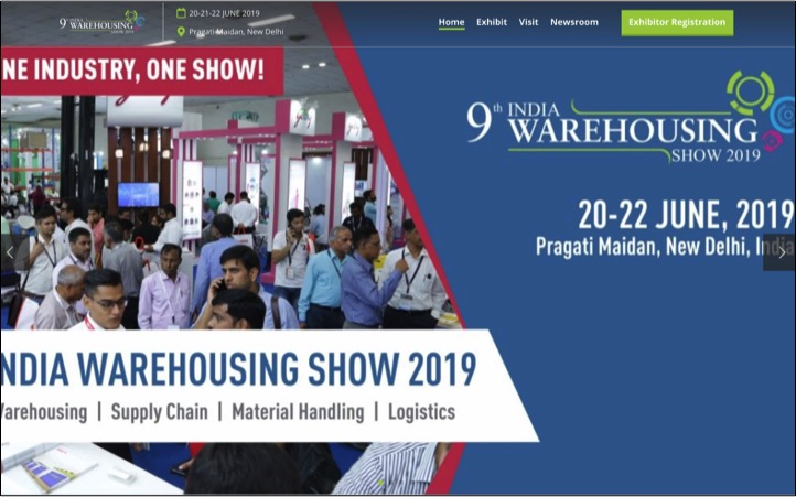India Warehousing Show - イベントグローブ