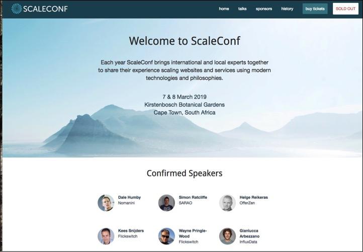 ScaleConf