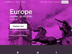 LendIt fintech Europe