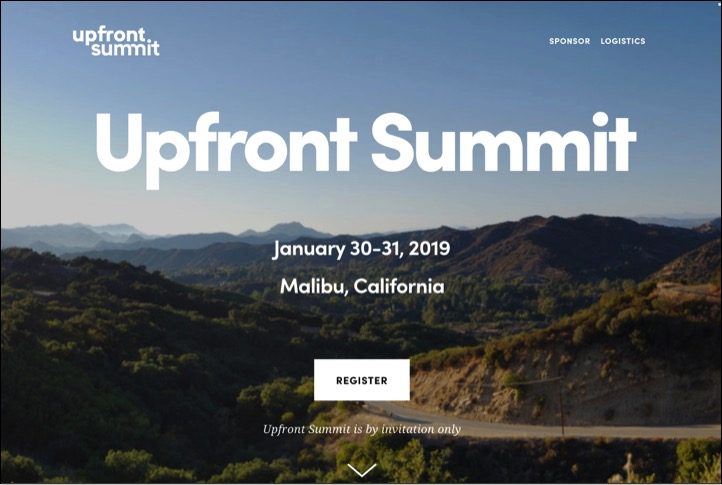Upfront Summit
