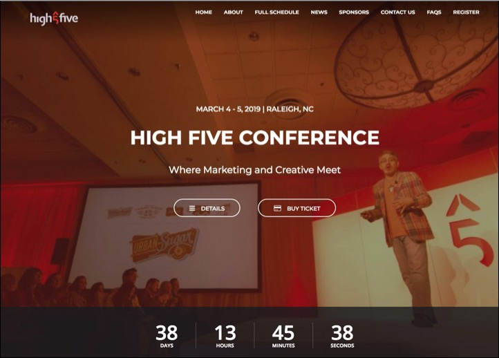 High Five Conference