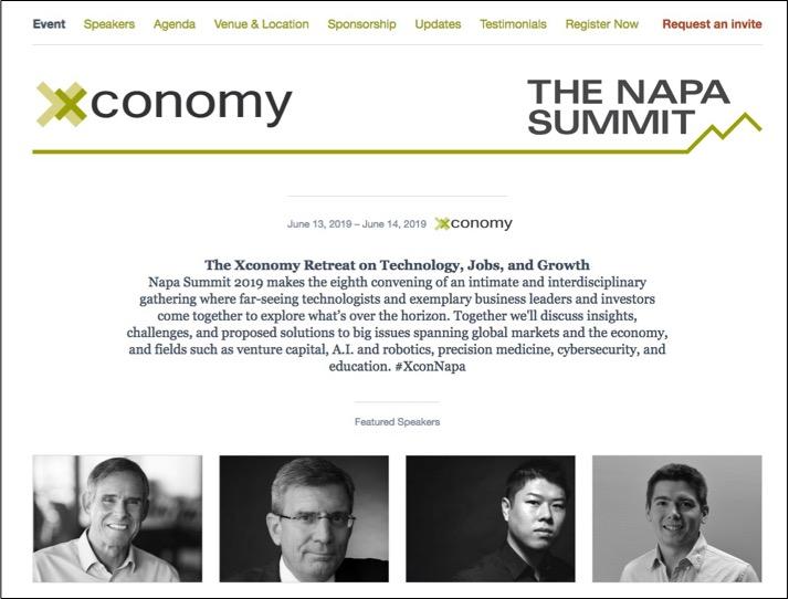 Napa Summit