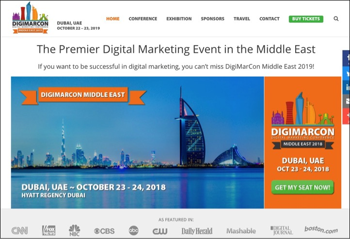 DigiMarCon Middleeast