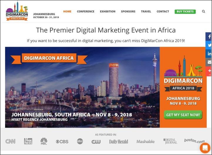 DigiMarCon Africa