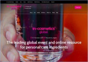 in-cosmetics global