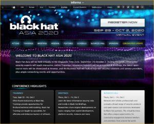 Black Hat Asia