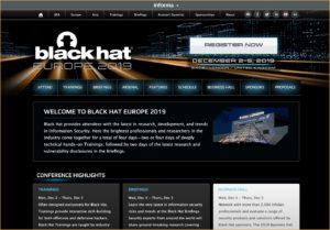 Black Hat Europe