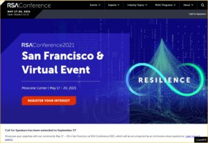 RSA Conferene USA