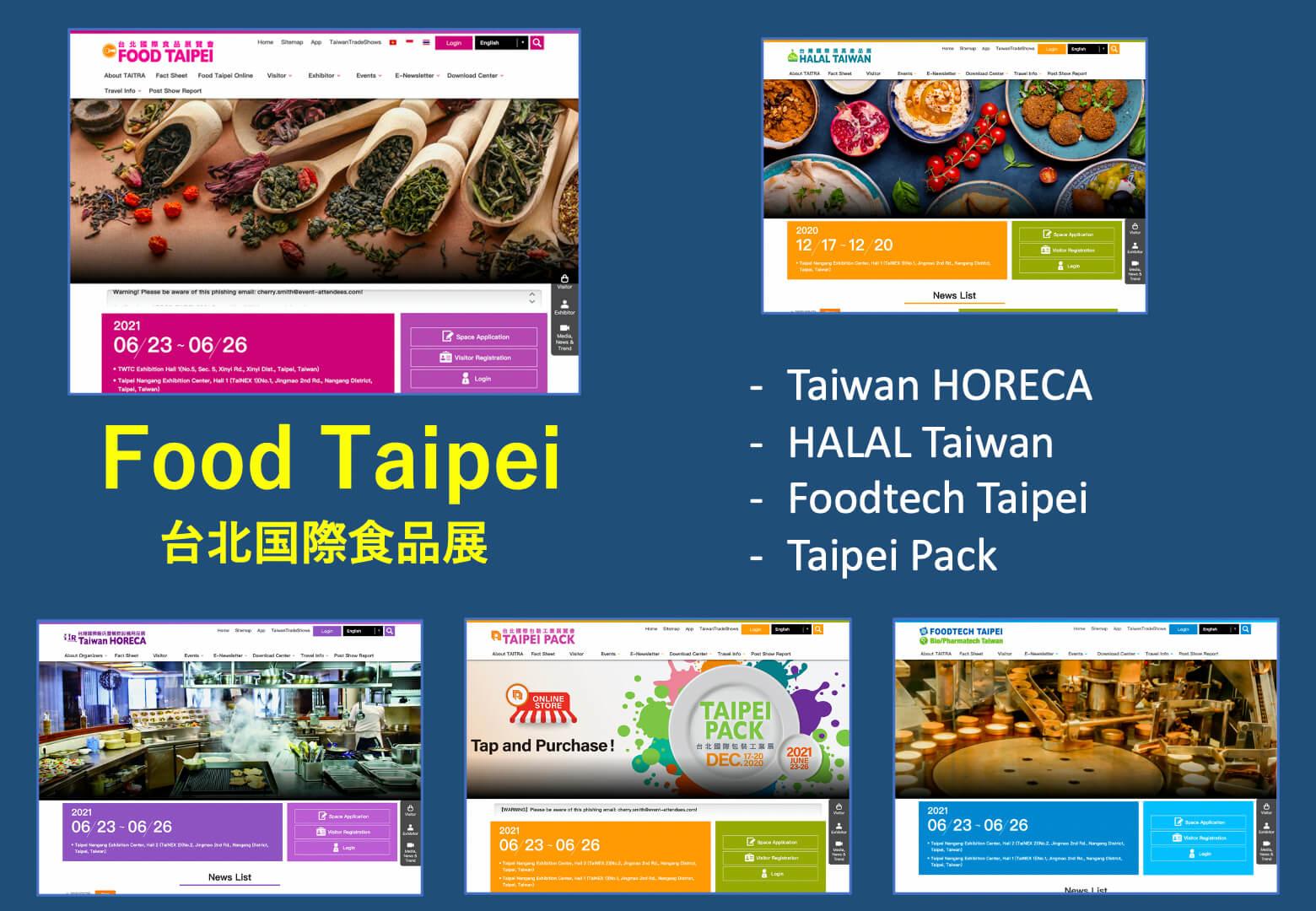 Food Taipei