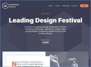 Leading Design Festival