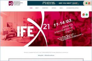Indonesia International Furniture Expo